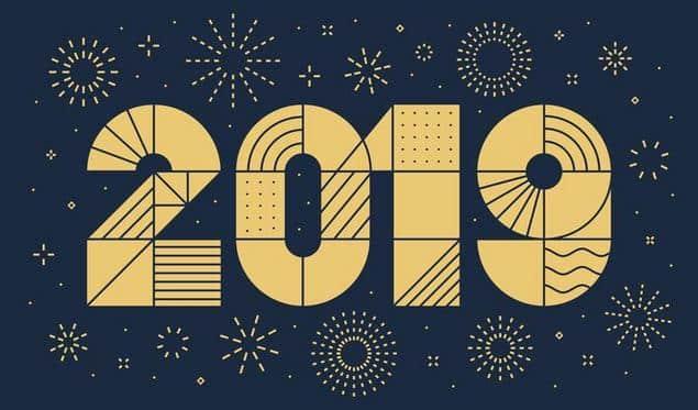 Mixnight vous souhaite une belle année 2019 !